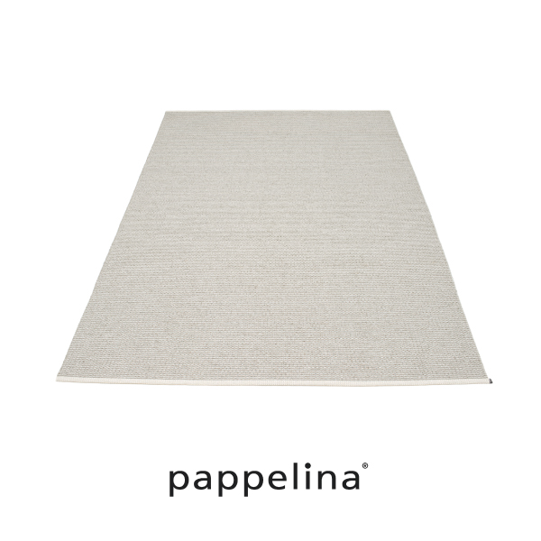 pappelina パペリナ正規販売店Mono モノ 140-200 (1/2)ダイニングラグマット・リビング カーペット