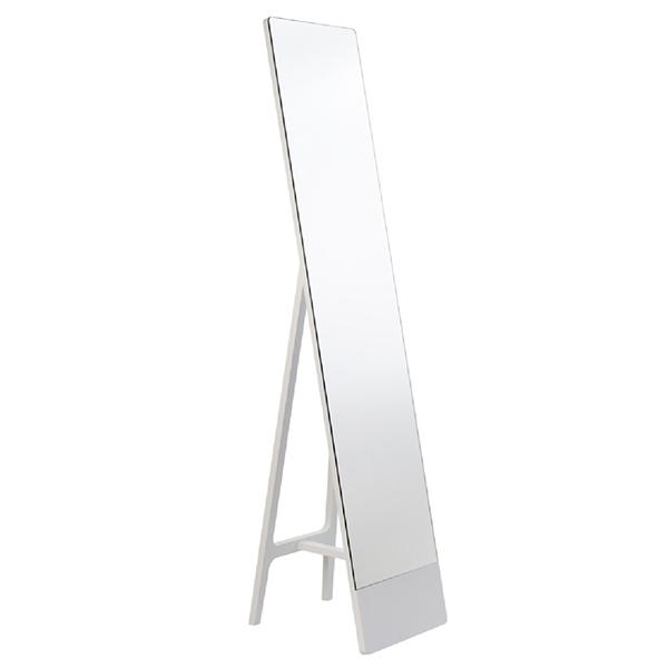 Swedese / スウェデッセMIRA Stand Mirror Whiteミラ スタンドミラーホワイト