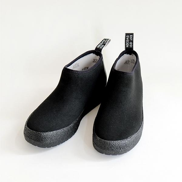 TRETORN トレトーンURBAN HYBRID Rubber Boots Blackアーバン ハイブリッド レインブーツ ブラック