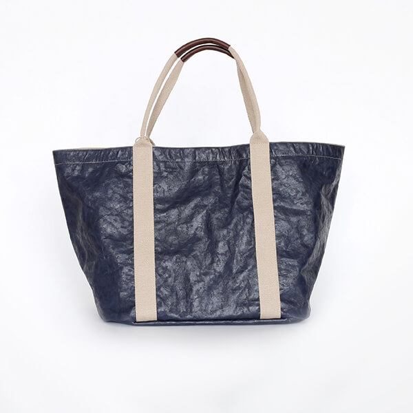 UashmamaウォッシュママGiulia Washable paper Bag LARGEジュリアバッグ ウォッシャブルペーパーバッグ 大