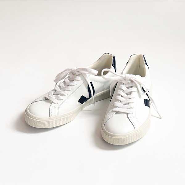 VEJA ヴェジャEsplar Leather Sneaker Extra-WhiteEsplar レザースニーカー エキストラホワイト