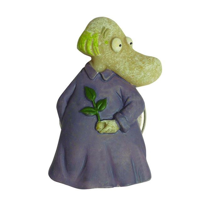 北欧雑貨 北欧キャラクター Moomin ムーミン TOSA トーサ 楽ギフ_包装 人気 おすすめ 磁石 3Dマグネット マグネット ヘムレン 売却 楽ギフ_メッセ入力
