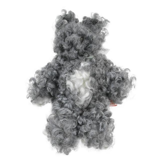 【送料無料】Hemslojden Boras ヘムスロイデン ボロース クマのぬいぐるみ (SS / グレー)【北欧雑貨】