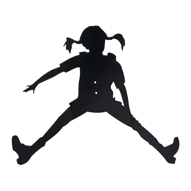 Pippi ピッピ ハンガー (ブラック)【北欧雑貨】