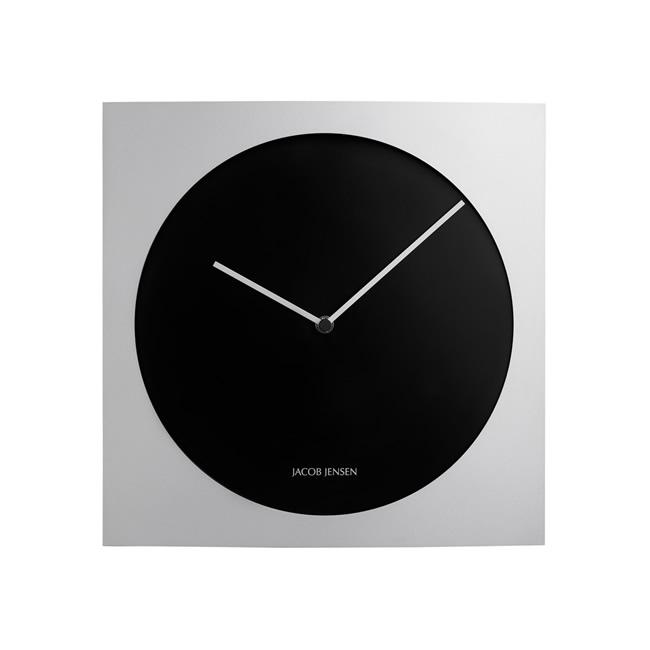 【送料無料】Jacob Jensen ヤコブ・イェンセン 壁掛け時計 (JJ318//JJN-03-0007)【北欧雑貨】