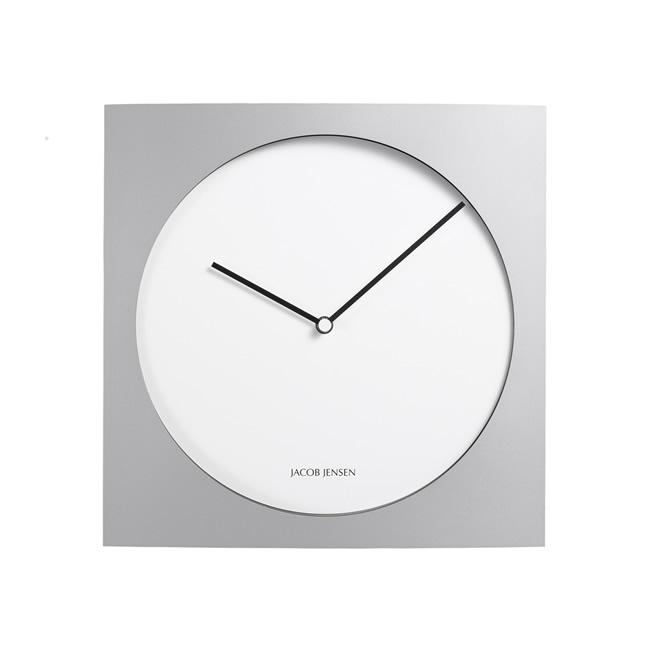 【送料無料】Jacob Jensen ヤコブ・イェンセン 壁掛け時計 (JJ319//JJN-03-0008)【北欧雑貨】
