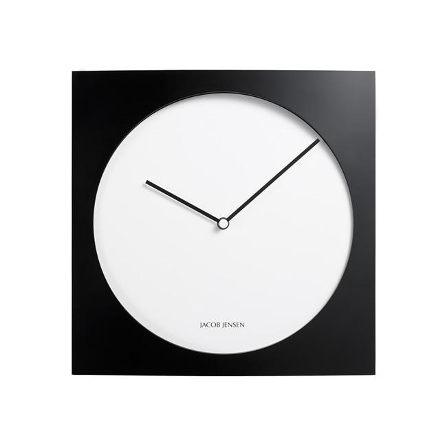 【送料無料】Jacob Jensen ヤコブ・イェンセン 壁掛け時計 (JJ320//JJN-03-0009)【北欧雑貨】