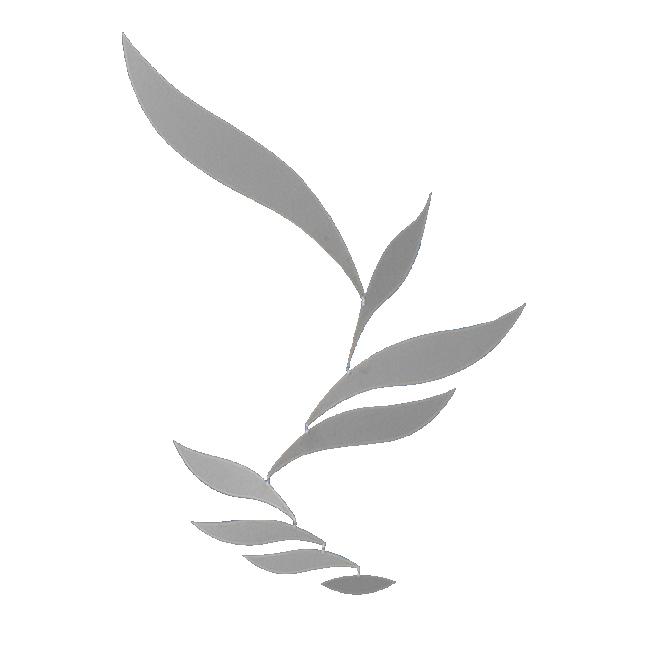 【送料無料】Flensted Mobiles フレンステッド・モビール ( Silver Rhythm シルバーリズム / 37AN )【北欧雑貨】