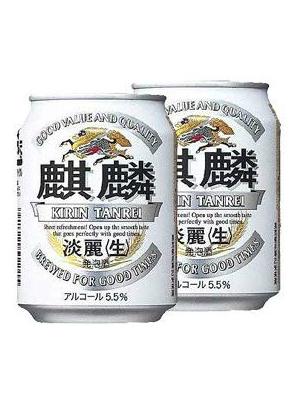 キリン 淡麗 生 250ml 72本(3ケース)