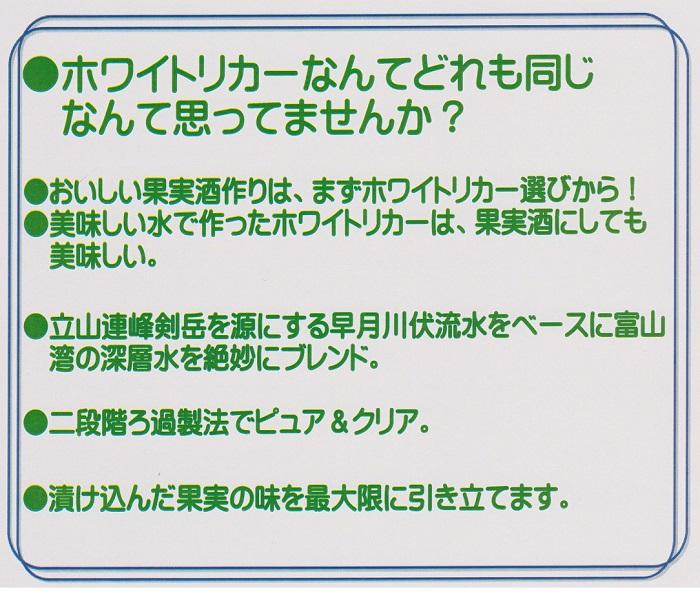 ホワイトリカー 梅酒・果実酒用 (1ケース) 4本 4L 35% 【同梱不可】 焼酎甲類 送料無料 ヤングマン