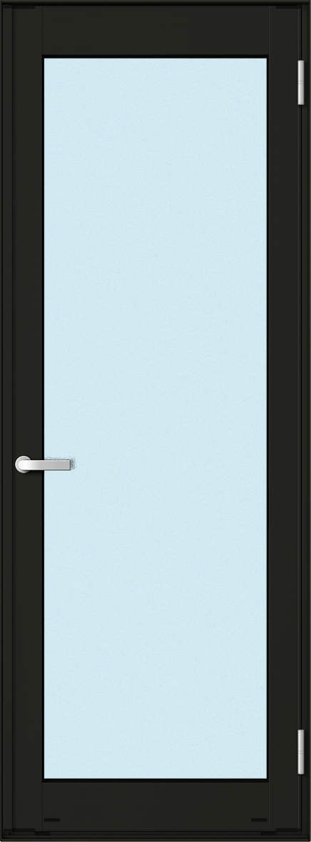 YKKAP勝手口 テラスドア エピソード仕様 複層ガラス 片開き:[幅640mm×高2230mm]【ykk】【YKK勝手口ドア】【ドア】【アルミサッシ】【サッシ】【ペアガラス】【フロア収まり】