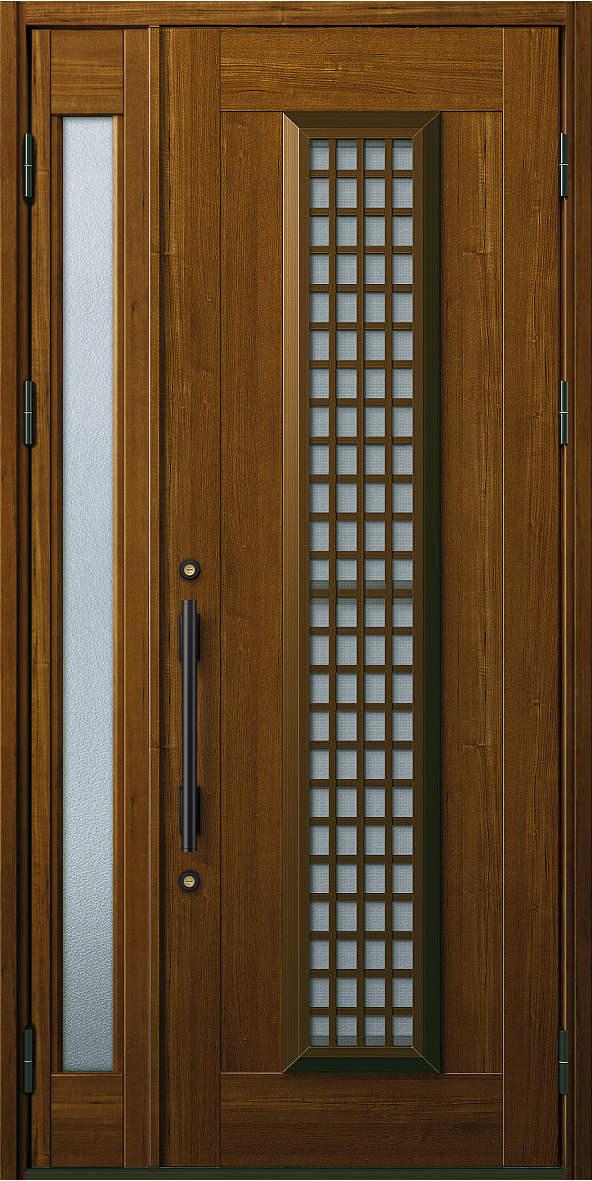 YKKAP玄関 玄関ドア 通風プロント[Aタイプ] 親子[入隅用] ドア高23タイプ:S12型[幅1135mm×高2330mm]【ykk】【YKK玄関ドア】【通風ドア】【網戸付き】【通風玄関】