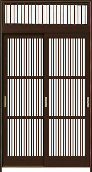 YKKAP玄関 玄関引戸 玄関引戸80型 額縁一体枠[ランマ付] DHS-74N:半外付[幅1255mm×高2271mm]【ykk】【YKK玄関引き戸】【引き戸】【安価】【玄関ドア引戸】