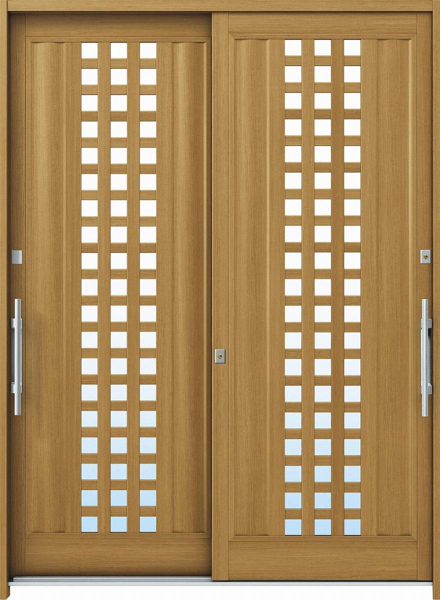 大割引 B08[木目柄]:単板ガラス[幅1800mm×高2230mm]【ykk】【YKK玄関引き戸】【引き戸】【れんじゅ】【玄関戸】【玄関ドア引戸】:ノース&ウエスト 6尺2枚建[ランマ通し] YKKAP玄関 玄関引戸 れん樹[洋風ベーシック]-木材・建築資材・設備