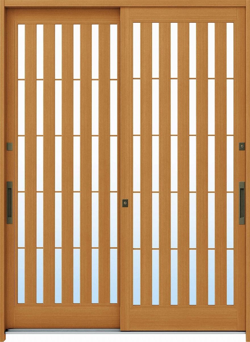 新築 増改築にどうぞ 伝統的な和風住宅に最適な風格ある玄関戸です バリエ-ションも豊富です 売り出し YKKAP玄関 玄関引戸 れん樹 伝統和風 6尺2枚建 ランマ無 れんじゅ A14 木目柄 幅1900mm×高1930mm 玄関戸 :単板ガラス ykk YKK玄関引き戸 玄関ドア引戸 引き戸 希望者のみラッピング無料