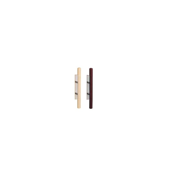 YKKAPオプション室内引戸:後付大型バーハンドル[両側]