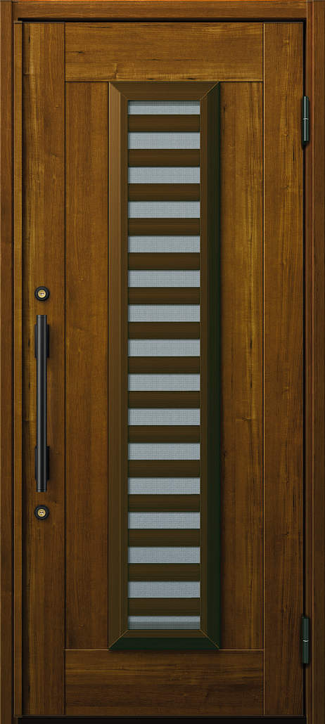 YKKAP玄関 玄関ドア 通風プロント[Aタイプ] 片開き ドア高20タイプ:S11型[幅872mm×高2018mm]【ykk】【YKK玄関ドア】【通風ドア】【網戸付き】【通風玄関】