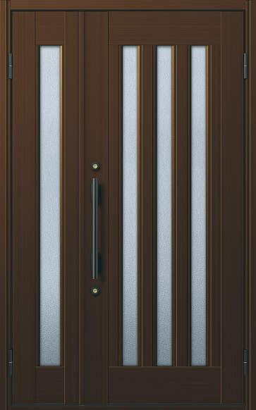 YKKAP玄関 玄関ドア プロント[Cタイプ] 親子[入隅用] ドア高20タイプ:S05型[幅1135mm×高2018mm]【ykk】【YKK玄関ドア】【アルミドア】【アルミサッシ】【gennkann】