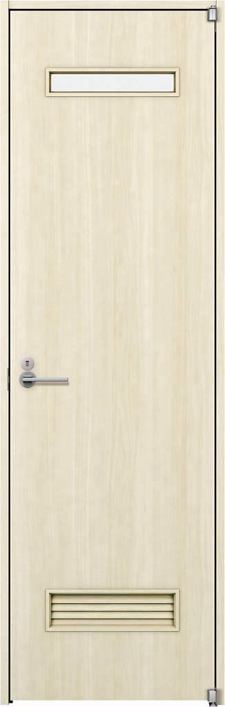YKKAP室内ドア ラフォレスタ[スタイリッシュ][木目たて] トイレドア TW ノンケーシング枠:[幅752mm×高2033mm]【YKK】【YKK室内ドア】【YKKトイレドア】【室内建具】【木製建具】【室内扉】【扉】【建具ドア】【内装建材】【建材】