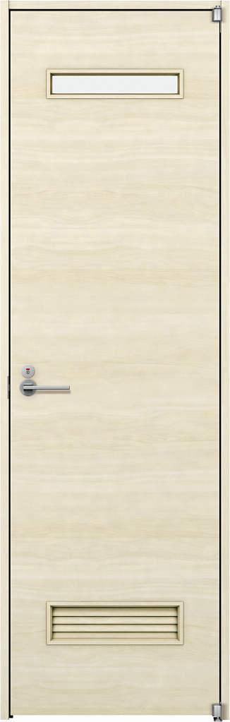 【お買得!】 YKKAP室内ドア トイレドア YW ケーシング枠:[幅823mm×高2033mm]【YKK】【YKK室内ドア】【室内トイレドア】【室内建具】【木製建具】【室内扉】【扉】【建具ドア】【内装建材】【建材】:ノース&ウエスト ラフォレスタ[スタイリッシュ][木目横]-木材・建築資材・設備