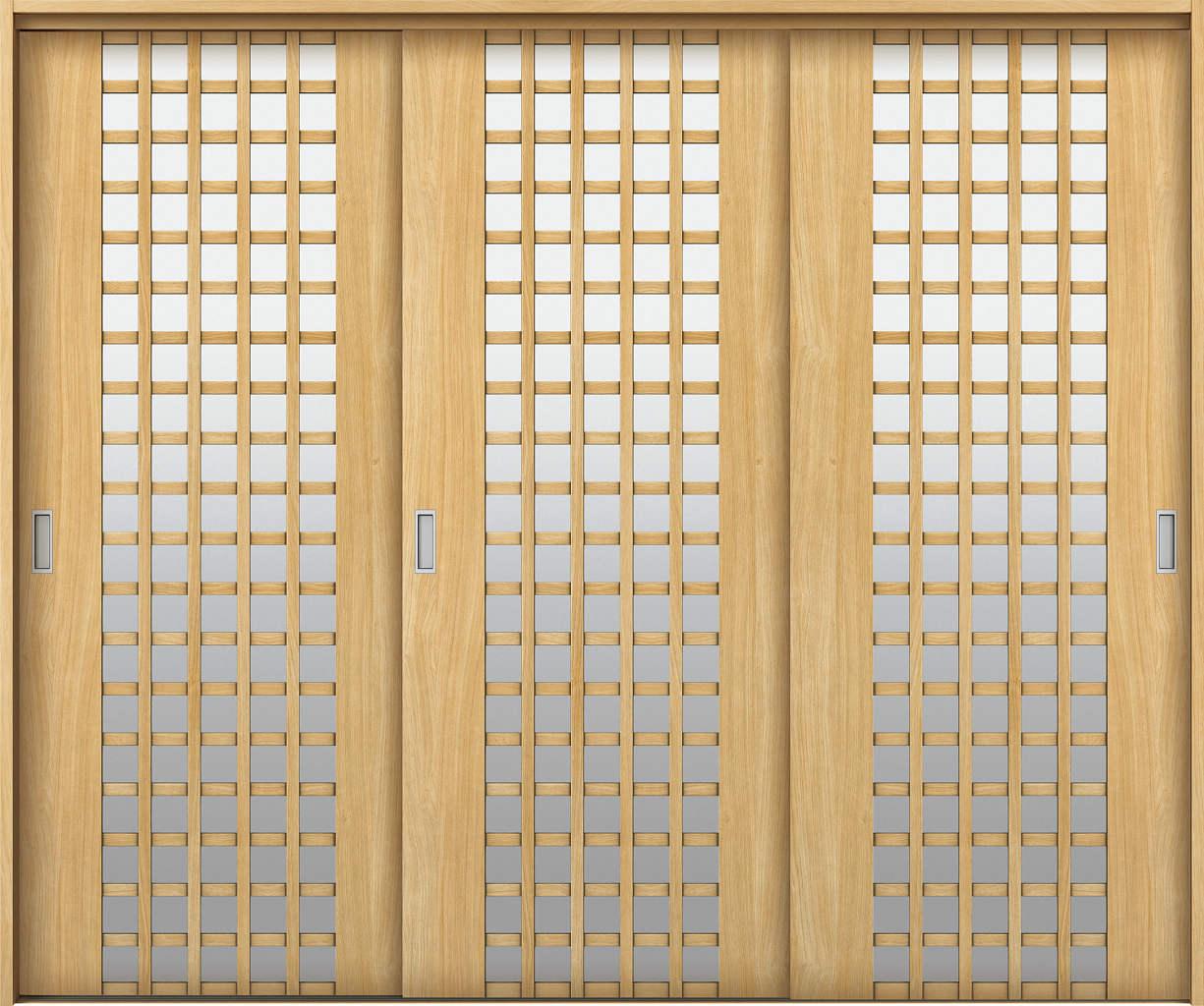 新しい JE YKKAP室内引戸 ケーシング枠:[幅2433mm×高2033mm]【YKK】【YKK室内引戸】【室内引き戸】【室内建具】【木製建具】【間仕切】【扉】【建具引き戸】【内装建材】【建材】:ノース&ウエスト ラフォレスタ[バーティカル] 3枚引き違い戸-木材・建築資材・設備