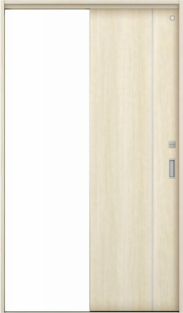 【送料無料(一部地域を除く)】 YKKAP室内引戸 ラフォレスタ[スタイリッシュ][木目たて] トイレ片引き戸 TC ケーシング枠:[幅1643mm×高2033mm]【YKK】【YKK室内引戸】【室内引き戸】【室内建具】【木製建具】【間仕切】【扉】【建具引き戸】【内装建材】【建材】, ブランドショップ リバース 1404d790