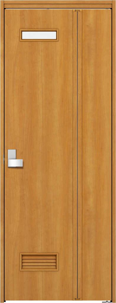 YKKAP機能ドア ラフォレスタ[折戸ドア][木目たて] TW ノンケーシング枠:[幅778mm×高2033mm]【YKK】【YKK室内ドア】【YKK折れ戸ドア】【折れ戸】【内装ドア】【木製建具】【室内扉】【扉】【内装建材】【建材】