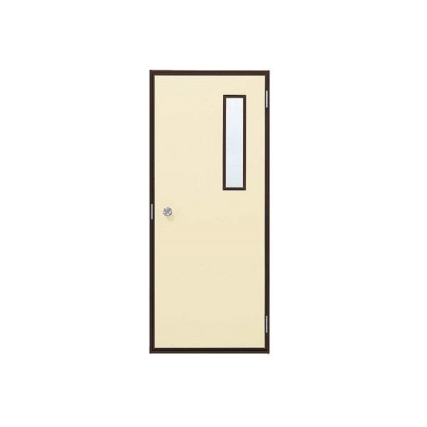 YKKAP勝手口 汎用ドア2HD[フラッシュドアタイプ] 小窓付タイプ ランマ無[内付]:[幅796mm×高2007mm]【ykk】【YKK勝手口ドア】【土間収まり】【サッシ】【レバーハンドル】【安価】【ケースハンドル】