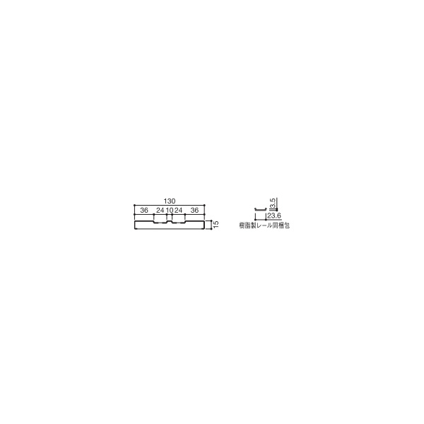 YKKAP造作材 和室用 戸襖引戸[引違い戸2枚建て]1色枠:薄壁用敷居[幅3900mm]【YKK】【YKK造作材】【YKK襖】【ふすま】【和障子】【室内ドア】【室内引き戸】【押入れ】【室内建材】【建材】