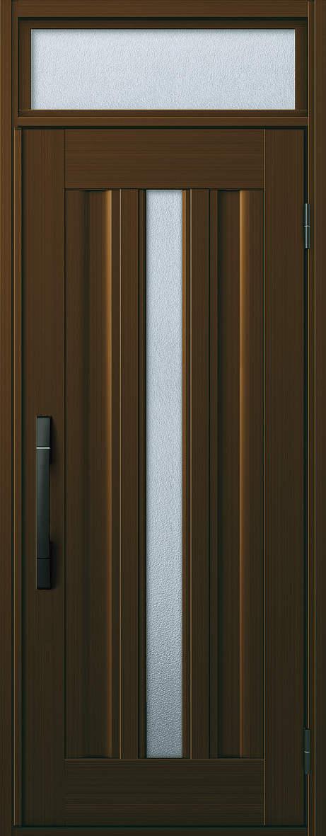 YKKAP玄関 玄関ドア プロント[スマートコントロールキー][C] 片開き ランマ付ドア高20タイプ:S03型[幅872mm×高2330mm]【ykk】【YKK玄関ドア】【サッシ】【電気錠】【カードキー】【リモコンキー】【携帯錠】【ピタットKey】【ポケットKey】【電池錠】