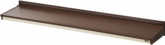 YKKAP窓まわり ひさし 5PR 出幅350mm:一般用[幅1580mm]【YKK】【YKK庇】【YKKひさし】【アルミ庇】【アルミひさし】【日除け】【日よけ】【屋根庇】【庇屋根】【雨よけ】