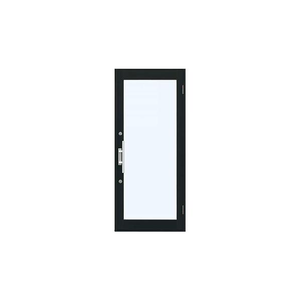 YKKAP店舗 店舗ドア7TD 片開き[複層ガラス] 2ロック仕様:中桟無し[幅868mm×高2018mm]【ykk】【YKK玄関ドア】【店舗入り口】【土間収まり】【店舗用】【バーハンドル】