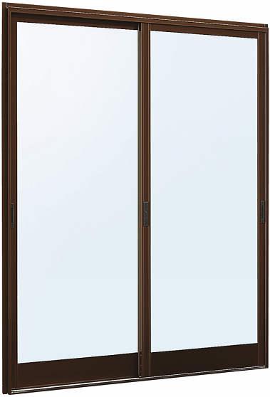 [通常配送対応不可]YKKAP店舗 店舗引戸9TH・9TU 2枚建 ランマ無:[幅2600mm×高2030mm]【ykk】【YKK引戸】【店舗入り口】【サッシ】【土間収まり】【店舗用】【土間引き戸】