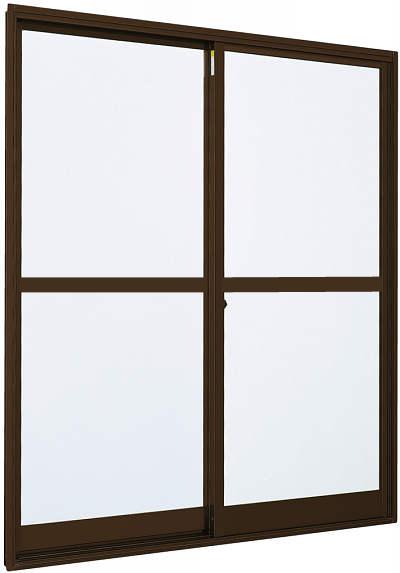 YKKAP窓サッシ 簡易限定サッシ 引き違い窓 内付型:[幅1694mm×高1722mm]【YKK】【YKKアルミサッシ】【引違い窓】【高窓】【安価】【ミニハウス】【仮設】【工場】【倉庫】【物置】
