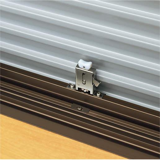 YKKAPオプション窓サッシ雨戸通風雨戸XRA:下部錠