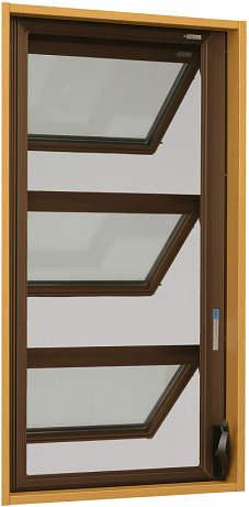 YKKAPオプション窓サッシ装飾窓フレミングJ:固定網戸クリアネット[幅670mm×高1272mm]