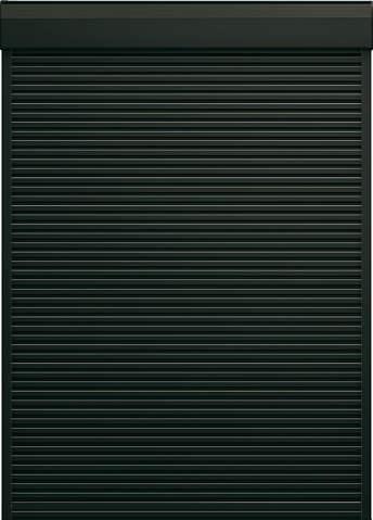 YKKAP窓サッシ 雨戸 シャッター壁付タイプ 内半外付型[既存寸法] スチール耐風[単純段差下枠仕様]:適用サッシ外々寸法[幅1630~1650mm×高1882~1902mm] YKK
