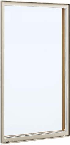 YKKAP窓サッシ 装飾窓 フレミングJ[Low-E複層防犯ガラス] FIX窓 在来工法[Low-E透明3mm+合わせ型7mm]:[幅870mm×高970mm]