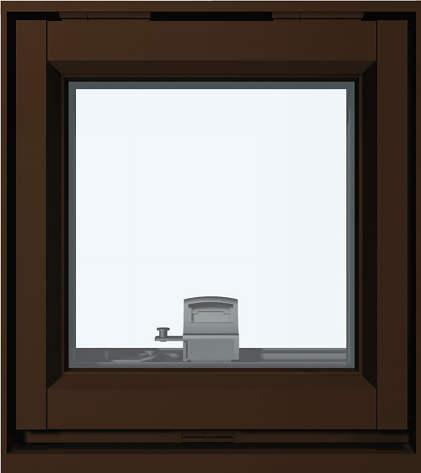 YKKAP窓サッシ 装飾窓 エピソード[Low-E複層ガラス] ウインスター スクエア突き出し窓:[幅250mm×高253mm]【YKK】【樹脂サッシ】【断熱サッシ】【嵌殺し】【ハメ殺し】【ペアガラス】【滑り出し】【小窓】【紫外線カット】【UVカット】【飾り窓】