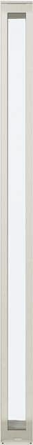 YKKAP窓サッシ 装飾窓 エピソード[Low-E複層ガラス] ウインスター たてスリットFIX窓:[幅300mm×高1370mm]【YKK】【樹脂サッシ】【断熱サッシ】【嵌殺し】【ハメ殺し】【ペアガラス】【滑り出し】【小窓】【紫外線カット】【UVカット】【飾り窓】