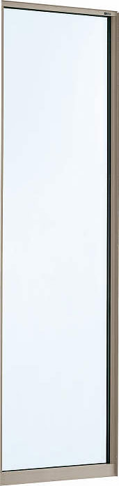 [福井県内のみ販売商品]YKKAP エピソード[Low-E複層防犯ガラス] FIX窓 在来工法[Low-E透明3mm+合わせ透明7mm]:[幅1235mm×高2230mm]