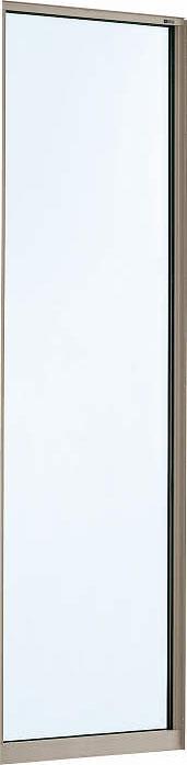 [福井県内のみ販売商品]YKKAP エピソード[Low-E複層防犯ガラス] FIX窓 在来工法[Low-E透明4mm+合わせ透明7mm]:[幅1235mm×高2230mm]