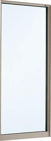 YKKAP窓サッシ 装飾窓 エピソード[複層防音ガラス] FIX窓 2×4工法[透明5mm+透明3mm]:[幅405mm×高2045mm]