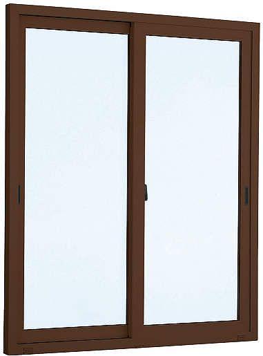 【おトク】 引き違い窓 半外付型[透明5mm+透明3mm]:[幅1780mm×高1830mm]【アルミサッシ】【引違い窓】【樹脂サッシ】【断熱サッシ】【防音サッシ】:ノース&ウエスト 2枚建 エピソード[複層防音ガラス] YKKAP窓サッシ-木材・建築資材・設備