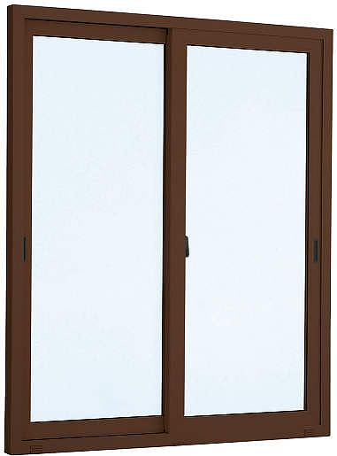 YKKAP窓サッシ 引き違い窓 エピソード[複層防音ガラス] 2枚建 半外付型[透明5mm+透明4mm]:[幅1540mm×高2030mm]【アルミサッシ】【引違い窓】【樹脂サッシ】【断熱サッシ】【防音サッシ】