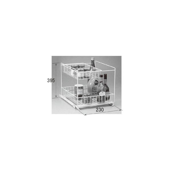 LIXIL補修用部品 住器用部品 キッチン キャビネット キャビネットオプション:スライドボトル立て 30[KKBZZ126]【リクシル】【TOSTEM】【トステム】【収納】