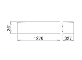 LIXIL補修用部品 住器用部品 バスルーム 浴槽 浴槽エプロン:浴槽エプロン 16**(R)[RSFJ003]【リクシル】【TOSTEM】【トステム】【浴槽】【エプロン】