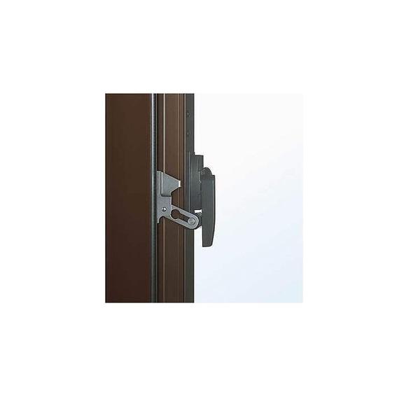 YKKAPオプション窓サッシ引き違い窓フレミングJ:ハーフロック