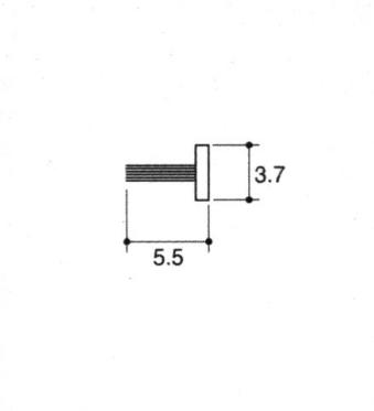 旧立山アルミ補修用部品 網戸 モヘア:モヘア(上下補助)10m[MH027] 【立山】【アミ戸】【防虫材】