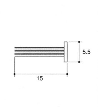 旧立山アルミ補修用部品 浴室 モヘア:モヘア(上枠)10m[PYMH056]【立山】【対応商品名をご確認下さい】【BM】【BN】【BT】【BX】【BHH】【緩衝材】【防虫材】